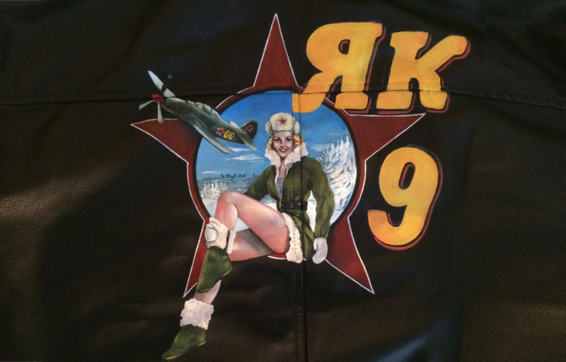 46 Aviation Leather Jackets